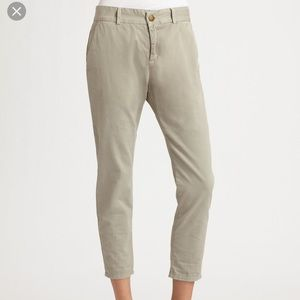NWT Current / Elliott Smart Trouser Wrought Iron